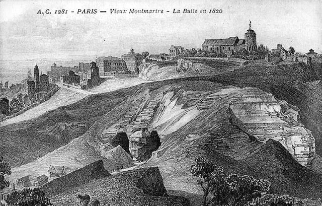 LA ZAD EN L'ÉTROIT TERRITOIRE - L'OUTRE-RÉEL IV.2 Montmartre_1820